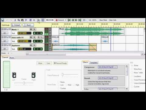 Easy Audio mixer 2 -  Introduction