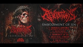 Baixar REVELATIONS - EMBODIMENT OF SIN [OFFICIAL EP STREAM] (2019) SW EXCLUSIVE