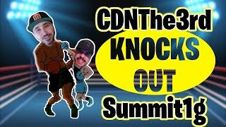 CDNThe3rd Knocks Out Summit1g   Funny and Dope AF Black Ops 4 Moments
