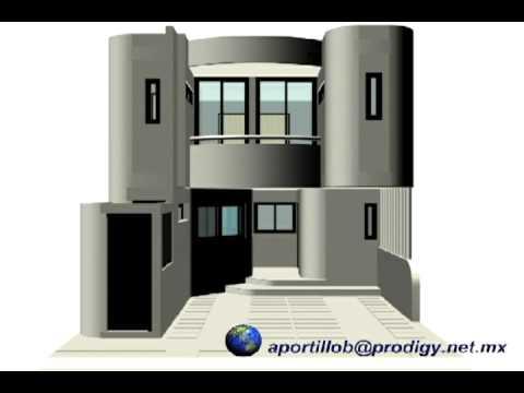 Pobeco s a de c v 01 aportillob proyecto for Planos arquitectonicos de casas
