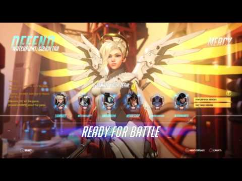 WOO LEVEL 20 | Overwatch #1