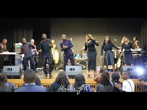 Heritier jtk & la liga celeste en concert live