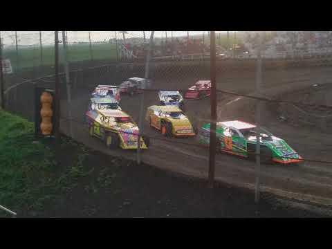 Modifieds Heat 2 Macon Speedway