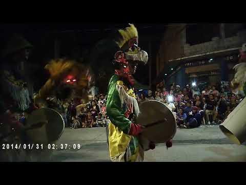 LOS PUELCHES, Carnaval, Rosario De Lerma 2018