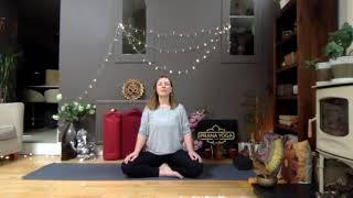 Springtime Flow 4 & Metta Meditation with Carla 28/4/20