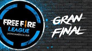 #FFLeague | LAS: Gran Final | Día 4 | Serie a 5 Partidas