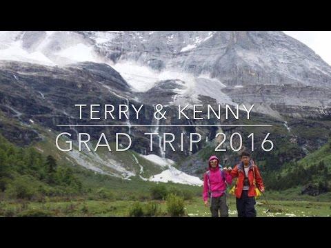 雲南自由行 - Terry & Kenny Grad Trip 2016