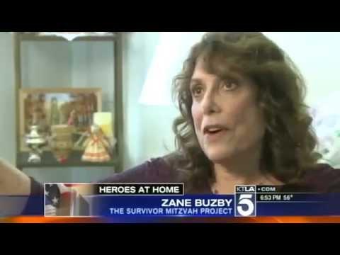 KTLA 'Hero at Home' Zane Buzby