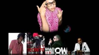 Piddy pablo Ft Secreto,Shadow Blow,el crok,Sensato - Dembow Mix (Prod.Dj Ultra)
