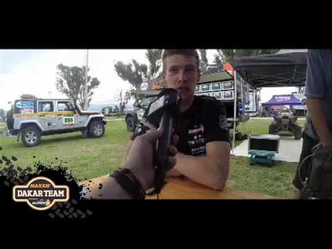 Dakar 2014 Malle Moto ; The Dakar of Robbert van Pelt