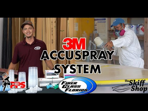 3M Accuspray System : Understand The PPS System  : Spraying Non-skid Awlgrip