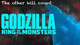 Godzilla: King Of Monsters (2019) Kill Count