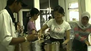 Cake Decoration - Pelatihan Baking & Pastry Di Sekolah Tataboga Tristar  031-8480821