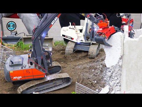 RC EXCAVATOR 🚧 RC BAGGER 🚧 EXCAVADORAS RC 🚧 挖掘机