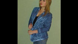 Пиджаки женские — darda.com.ua(Пиджаки женские в стиле сафари купить можно в интернет-магазине http://darda.com.ua/. Летняя куртка-пиджак, джинсовы..., 2015-07-20T19:29:23.000Z)
