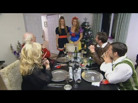Celebrity Come Dine with Me Christmas Special - what time ...