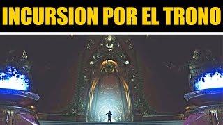 """Destiny 2: Xivu Arath & La Batalla Por El Trono (Teoría de la Incursión """"Corona del Dolor"""")"""