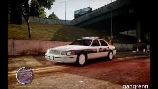 GTA4:EFLC - [REL] 2010 Ford CVPI -  North Carolina State Highway Patrol