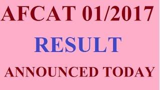 Afcat Result