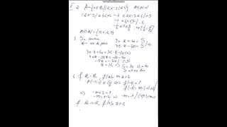 Test matematica 1