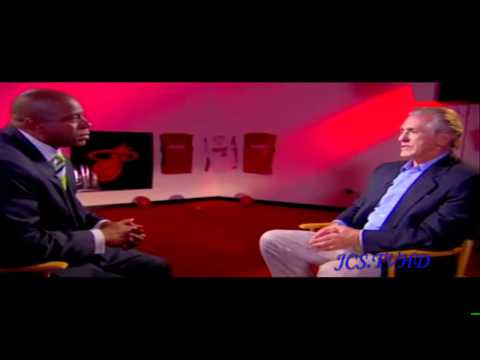 MAGIC JOHNSON INTERVIEWS [PAT RILEY]