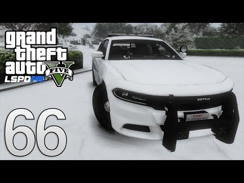 GTA 5 PC | LSPDFR - Episode 66 - Fleeing Regina