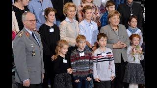 Auslandseinsatz: Angehörige bei Angela Merkel 2018