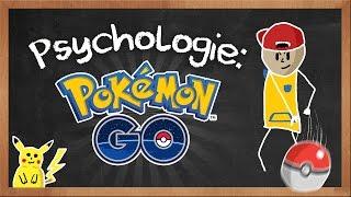 Psychologie hinter Spielesucht (PokémonGo)