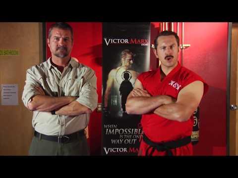 Master Ken vs. Fastest Gun Disarm