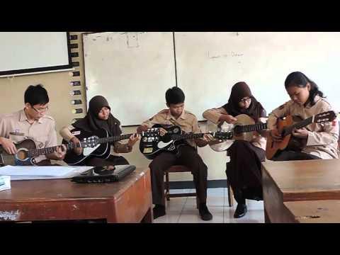 Kopi Dangdut Guitar Cover