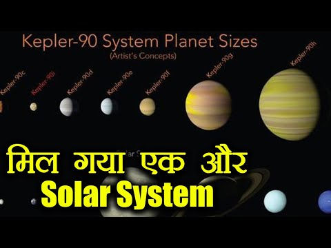 NASA finds solar a system with 8 planets same as our's | वनइंडिया हिंदी