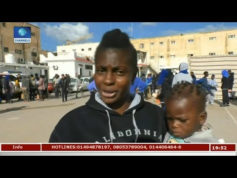 Thousands Of Africans Stranded In Libya | Diplomatic Channel |