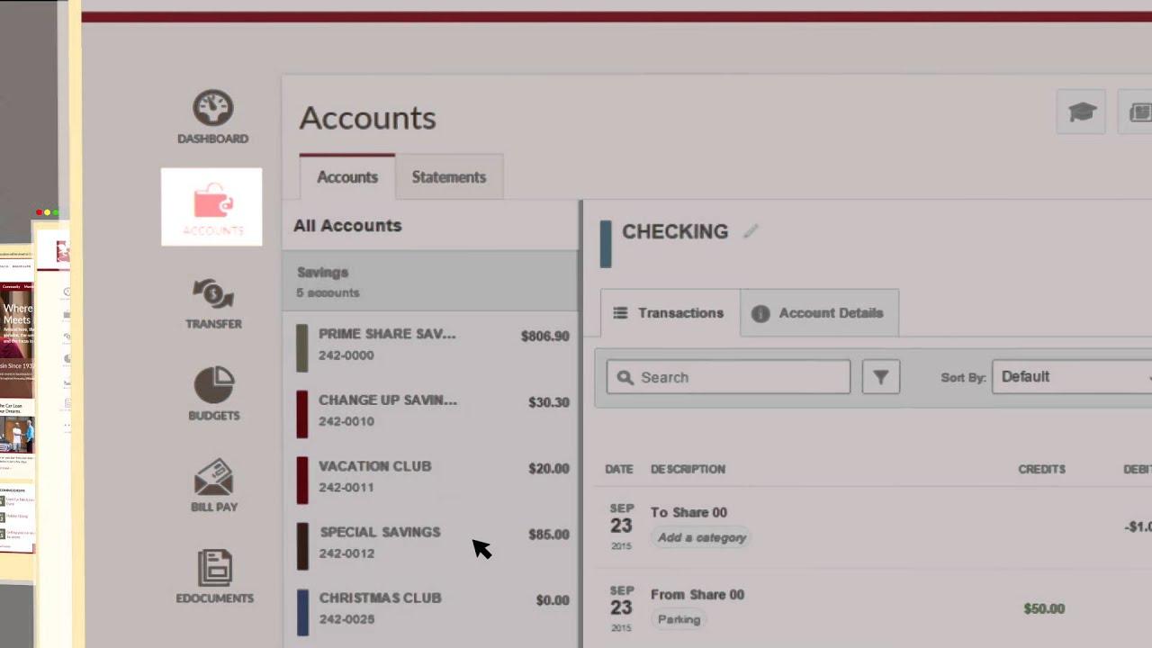 Online Banking - Educators Credit Union