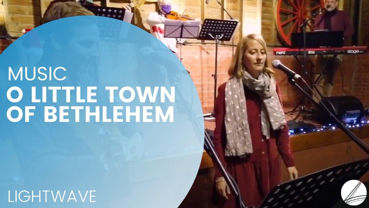 A Lightwave Christmas: O Little Town of Bethlehem (Lyrics included)