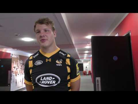 Your questions answered by Dai Young and Joe Launchbury