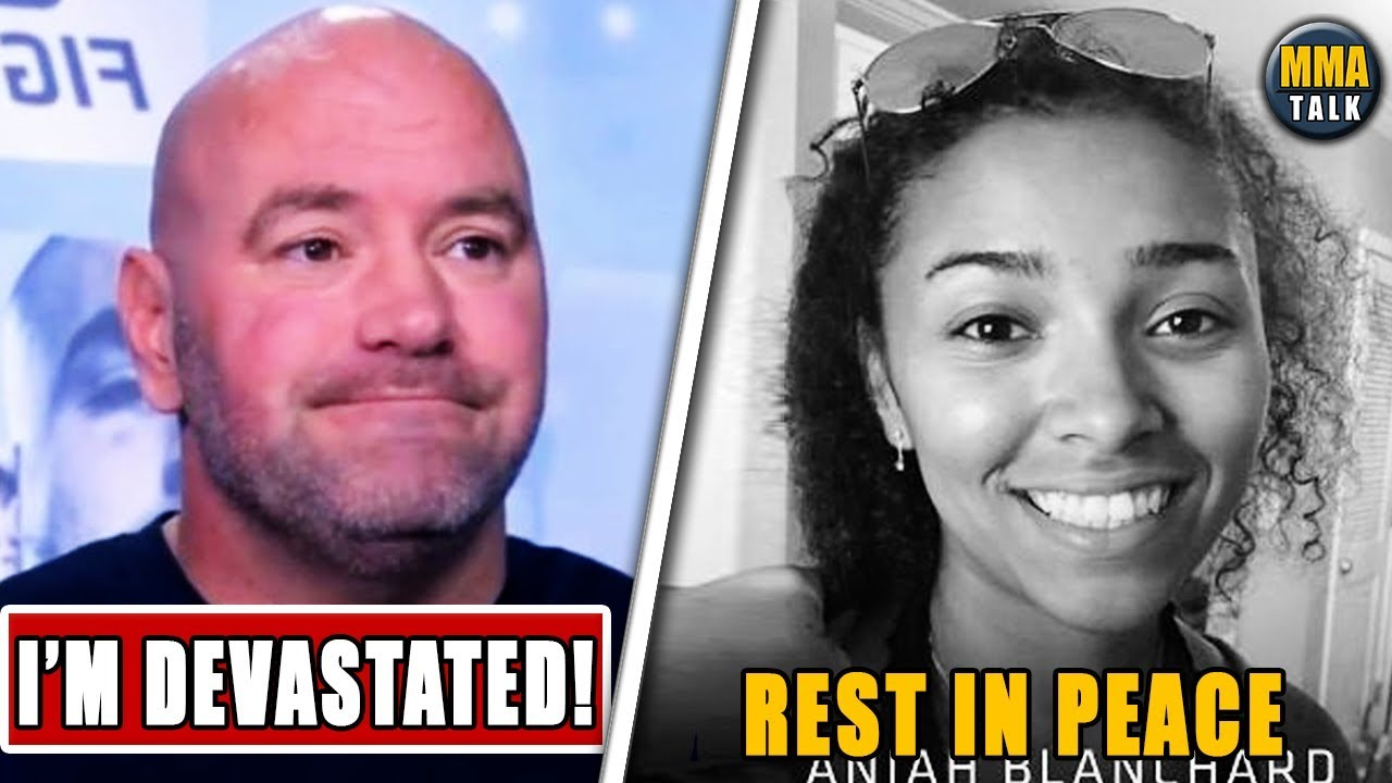 MMA community MOURN Walt Harris' stepdaughter Aniah Blanchard, Bisping on Tony Ferguson vs Khab
