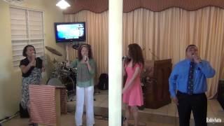 Portador De Tu Gloria  ---  Mariel y el Fondo Coral de Dorado
