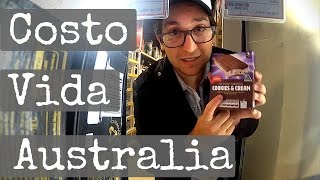 Cost of living in Australia | Work and Travel Vlog # 7 | Melbourne