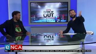 Let's Have it Out | John Vlismas | Part 2 | August 22