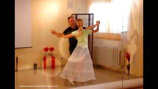 свадебный танец Руслан и Ира, первый танец молодых, урок танца для жениха и невесты