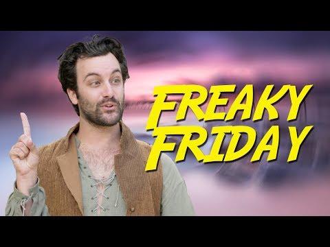 Freaky Friday - Epic NPC Man (Halloween Special) | Viva La Dirt League (VLDL)
