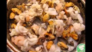 Морской коктейль рецепт салата