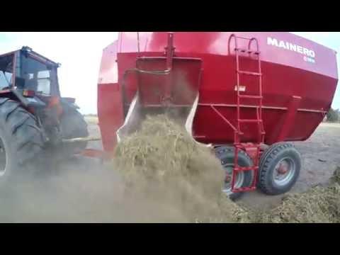 Mixer procesador de rollos Mainero 2932. Alfalfa (2)