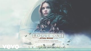 "Michael Giacchino - Rogue One (From ""Rogue One: A Star Wars Story""/Audio Only)"