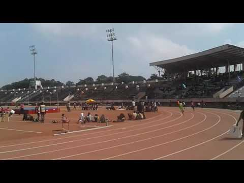 Athletics School level state match final  2015-2016 4×400 metre relay