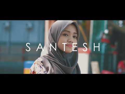 AMALINA - Santesh // Official Teaser 2018