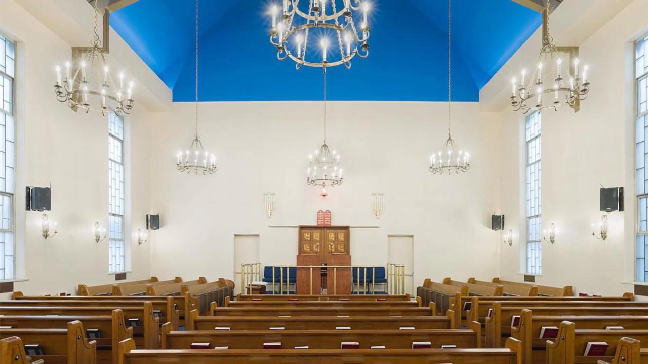 Or Olam and Sauder Worship Seating®
