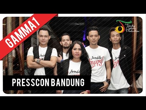 Gamma1 - Jomblo Happy | Press Conference Bandung