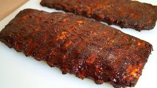 Best BBQ Ribs Ever - Recipe from AmazingRibs.com - BBQFOOD4U