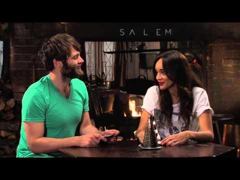 ASK SALEM: Seth Gabel & Ashley Madekwe to Heathens